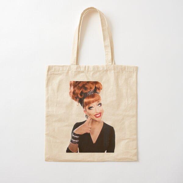 Bianca Del Rio Cotton Tote Bag
