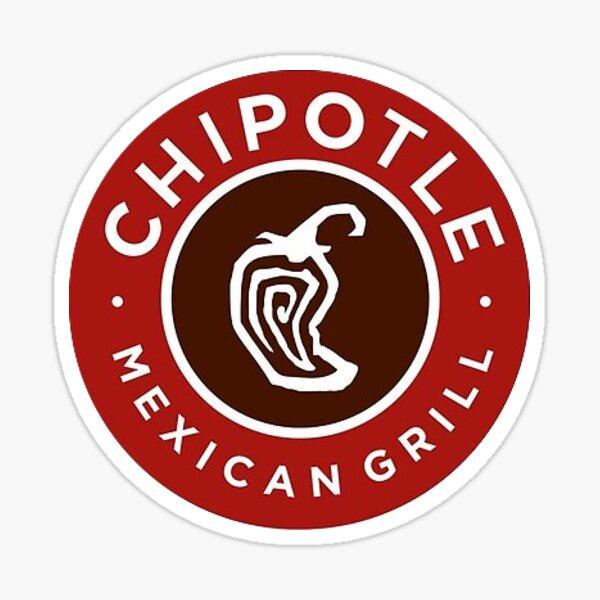 Chiptole Mexican Grill Sticker