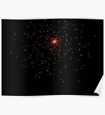 Star Explosion Poster