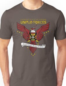 United Forces Insignia Unisex T-Shirt
