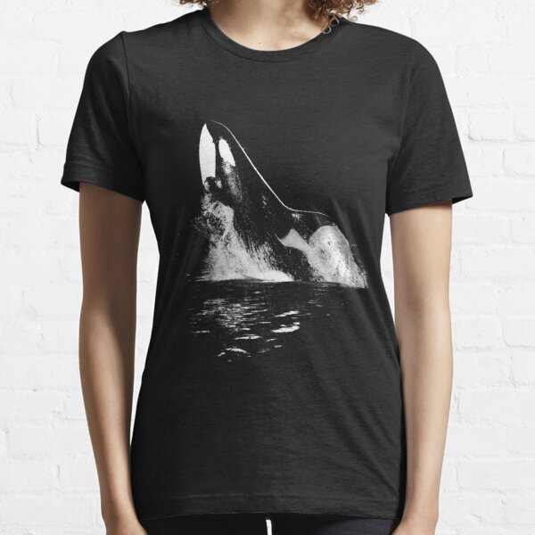 Leaping Orca Essential T-Shirt