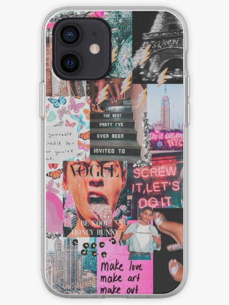 Vogue Fashion Vsco Collage | Coque iPhone