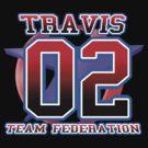 Team Federation: TRAVIS by shaydeychic