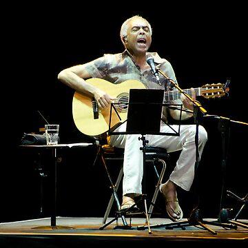 Gilberto Gil by emmepi