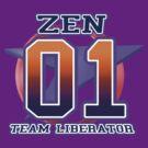 Team Liberator: ZEN by shaydeychic