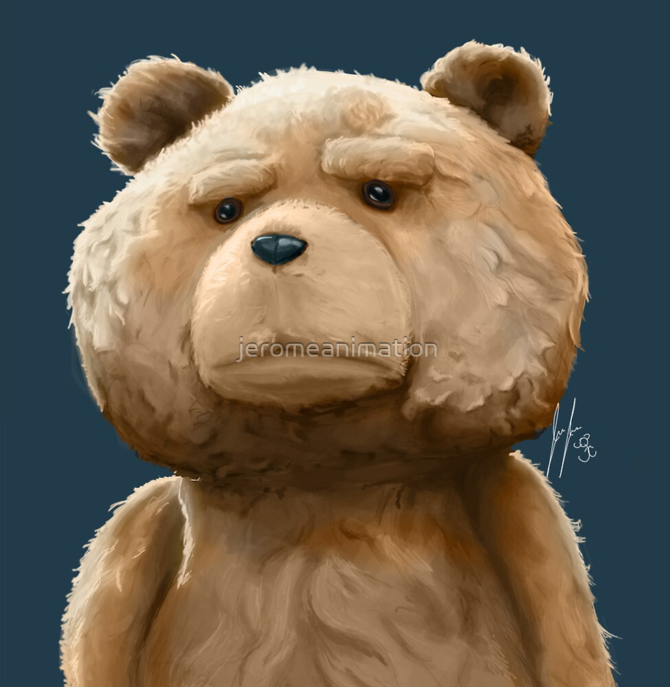 Ted by jeromeanimation