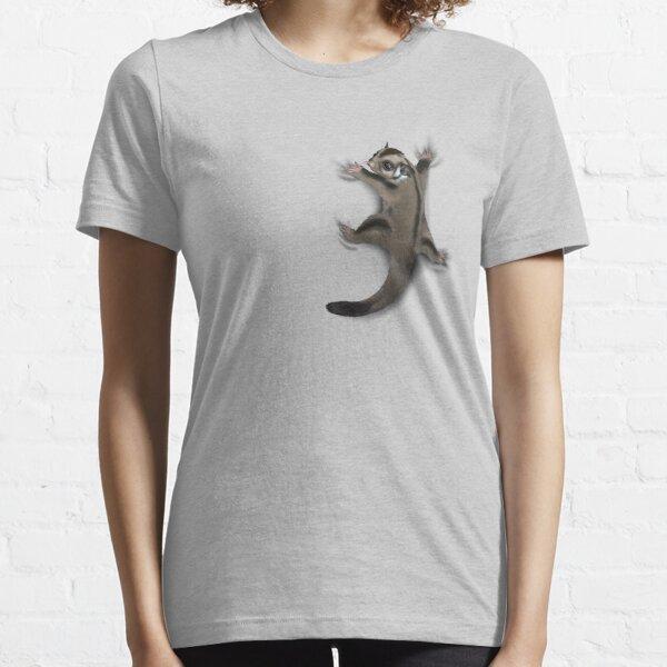Sugar Glider Clinger Essential T-Shirt