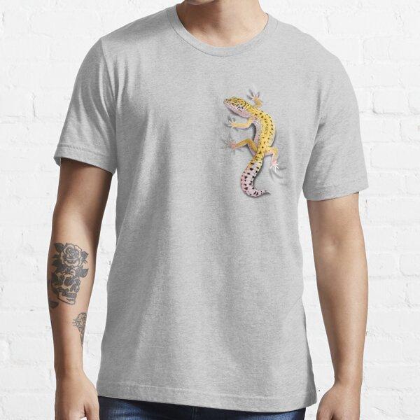 Leopard Gecko Clinger Essential T-Shirt