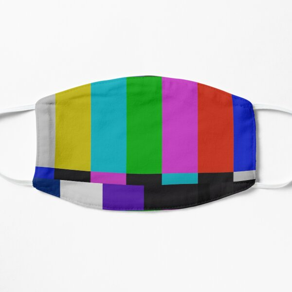 Color Bars (HD) Mask