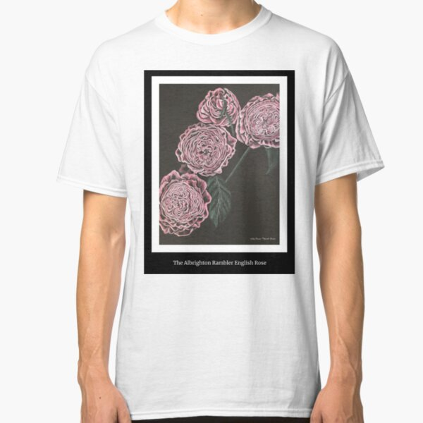 Albrighton Rambler English Rose Classic T-Shirt