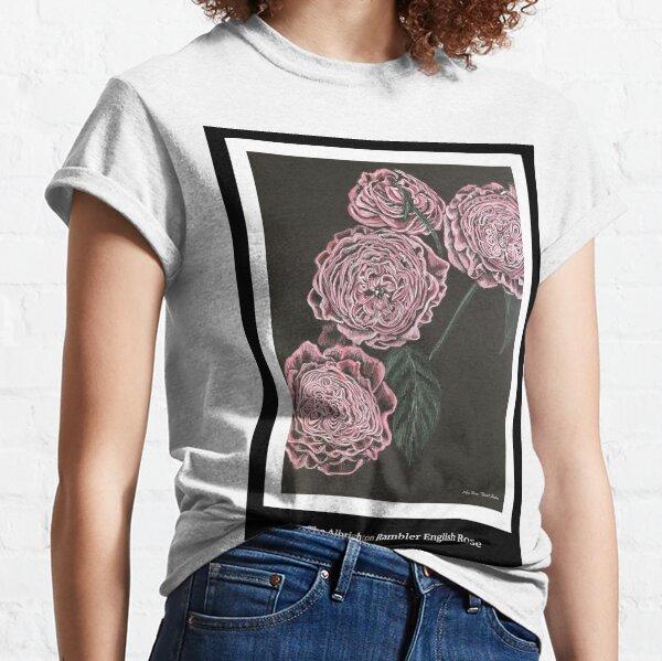 Albrighton Rambler English Rose Classic T-Shirt
