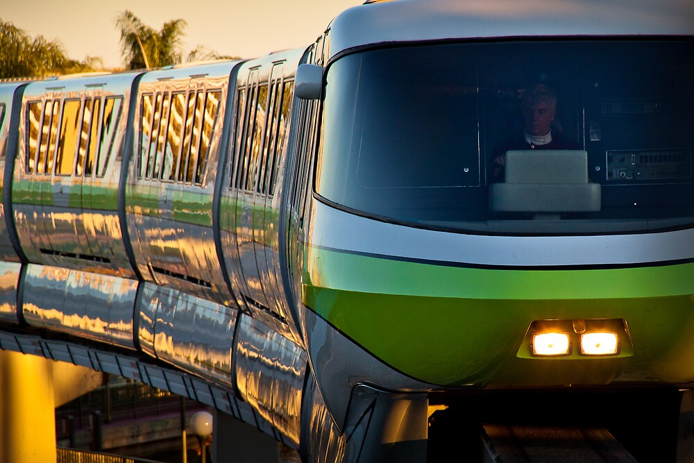 Monorail Monday - The Human Element by Scott Smith
