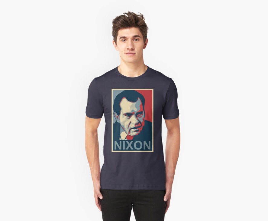 Nixon's The One by OverlkCaretakr