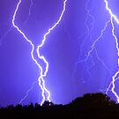 Power Raining Down by Evan Ludes