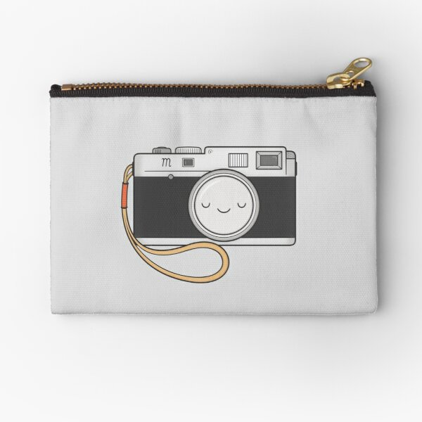 Camera Zipper Pouch