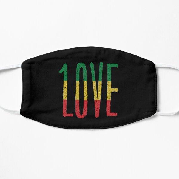 Rasta Reggae Music One Love Peace  Mask