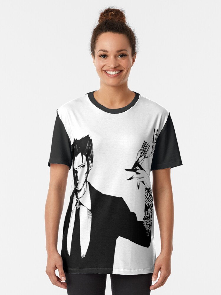 Alternate view of Monogatari - Kaiki Nisemono Graphic T-Shirt