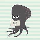 Squid of Contempt by makoshark
