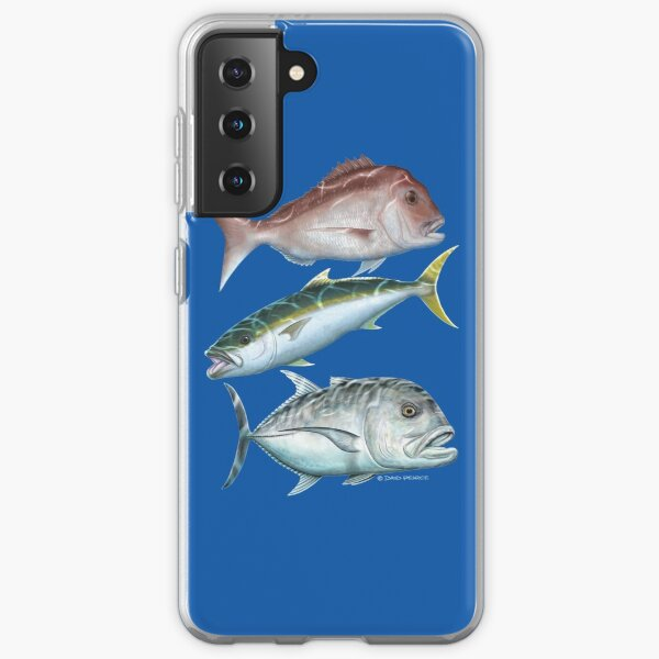 Reef Busters Samsung Galaxy Soft Case