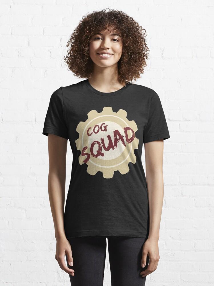 Alternate view of CoG Squad Essential T-Shirt