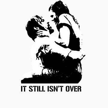 It still isn't over by AlyssaSbisa