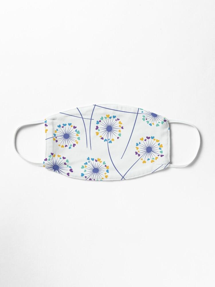 Alternate view of Dandelion Love™ Mask
