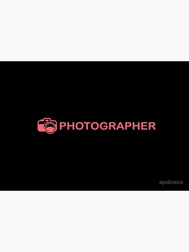 Photographer Pink by epoliveira