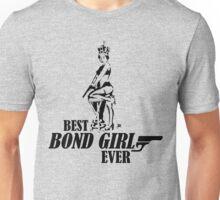 The Queen Elizabeth Best Bond Girl Ever London Olympics 2012 Unisex T-Shirt