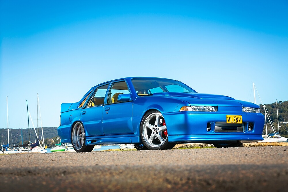 Daniel Shannon's Holden VL Commodore by HoskingInd