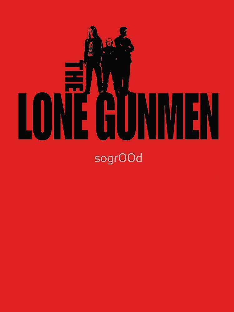 Lone Gunmen | Unisex T-Shirt