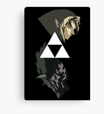 Zelda Twilight Princess Remake! Canvas Print