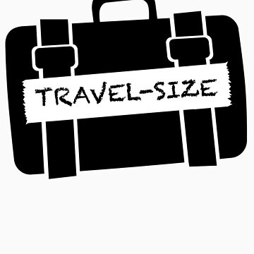 Travel Size - Onesie by almostfearless