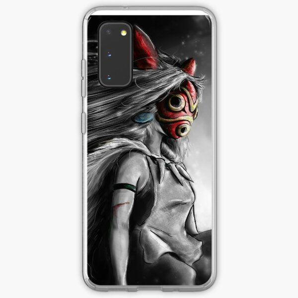 Fury of the Princess Anime Digital Painting Samsung Galaxy Soft Case