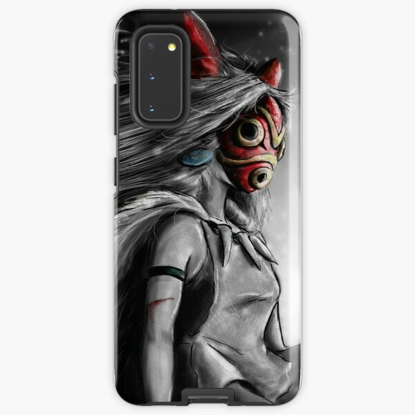 Fury of the Princess Anime Digital Painting Samsung Galaxy Tough Case