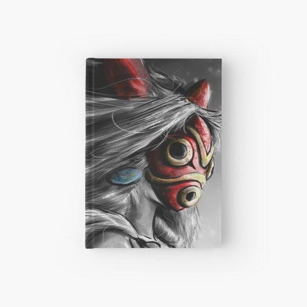 Fury of the Princess Anime Digital Painting Hardcover Journal