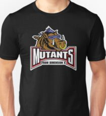 Mutants From Dimension X! T-Shirt