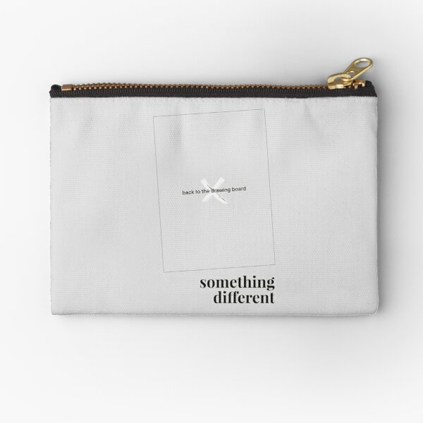 Something Different Zipper Pouch