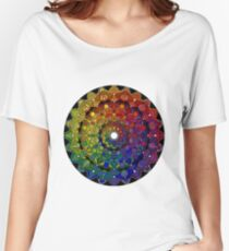 Mandala 46 T-Shirts, Hoodies and Stickers and cases - Jim Gogarty Women's Relaxed Fit T-Shirt