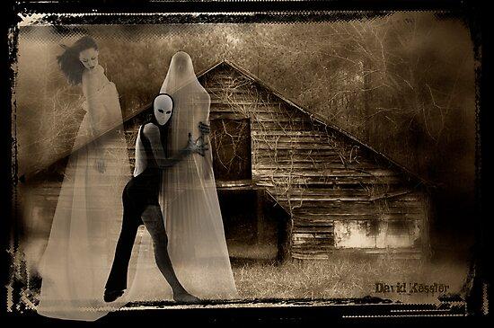 Danse Macabre in Sepia by David Kessler