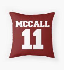 Scott McCall #11 Throw Pillow