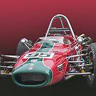 Race car 95. by Kit347