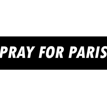 Pray for PARIS by Valooid