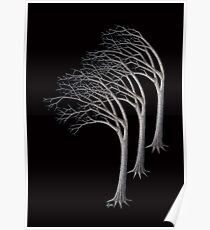 Bent Trees Poster