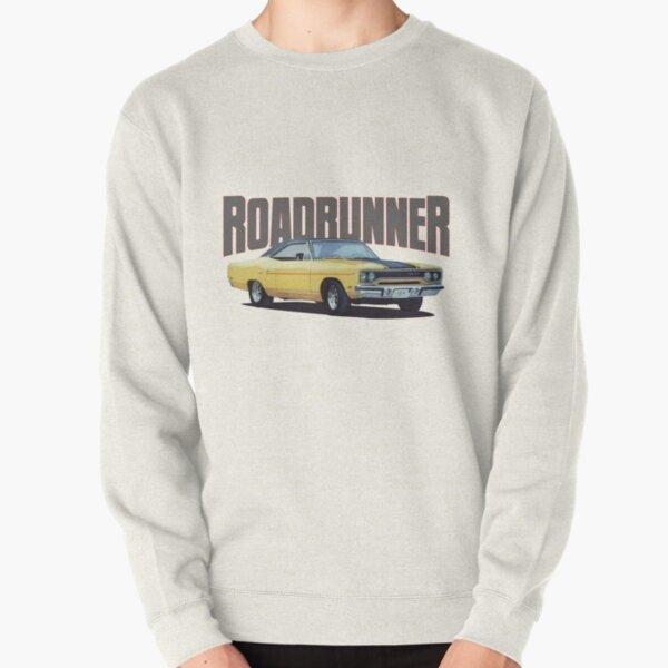 Yellow Roadrunner Pullover Sweatshirt