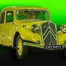 Citroen Traction Avant . by Kit347