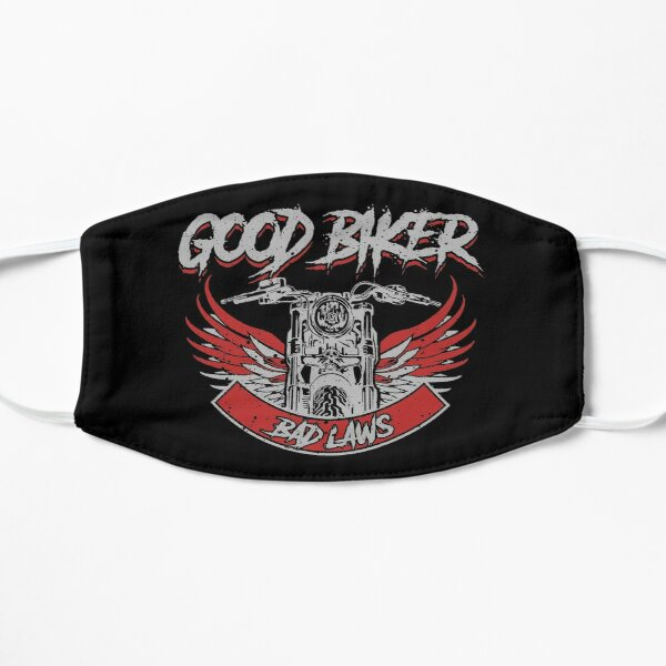 Good Biker, Bad Laws Mask