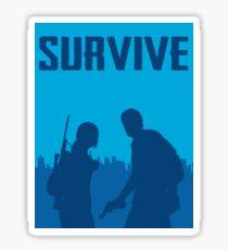 Survive (v2) Sticker