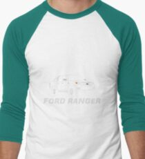 FORD RANGER  Men's Baseball ¾ T-Shirt