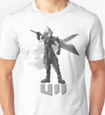 Final Fantasy VII Cloud Shirt Unisex T-Shirt