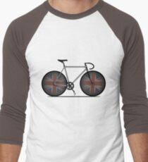 British Cycling is Brilliant Baseball ¾ Sleeve T-Shirt